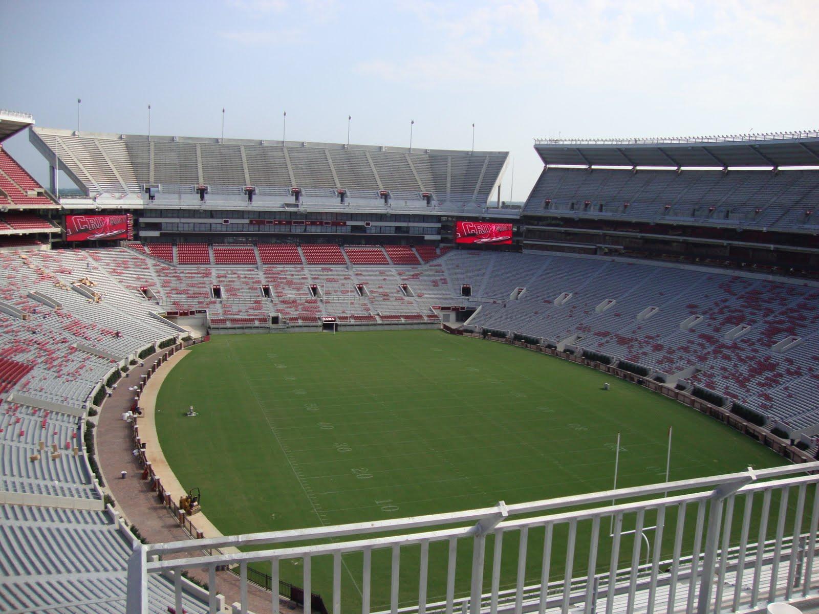 University of Alabama - Bryant Denny Stadium